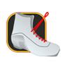 Система быстрой шнуровки облегчает надевание ботинка и позволяет более надежно фиксировать ногу
