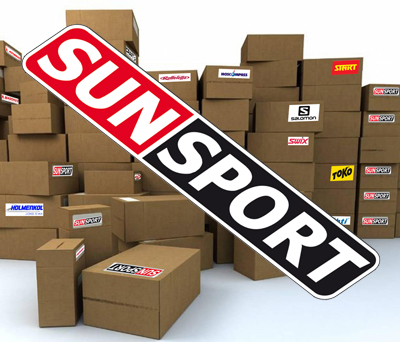 Велоперчатки Sunsport
