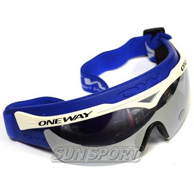 Очки-маска OneWay Snowbird2 (1 линза) (фото, вид 2)