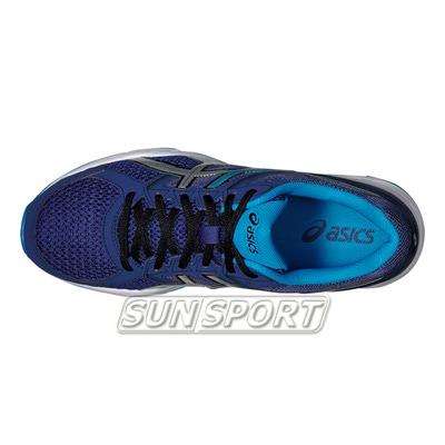 Кроссовки беговые Asics M Contend 3 голуб/синий (фото, вид 2)