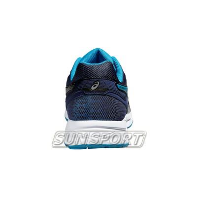 Кроссовки беговые Asics M Contend 3 голуб/синий (фото, вид 3)