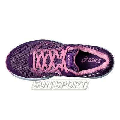 Кроссовки беговые Asics W Gel-Phoenix 7 роз/фиолетовый (фото, вид 2)