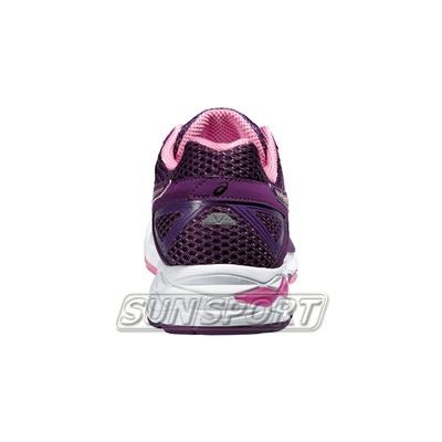 Кроссовки беговые Asics W Gel-Phoenix 7 роз/фиолетовый (фото, вид 3)