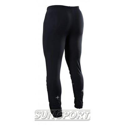 Брюки тренировочные Noname Running pants чёрный (фото, вид 1)