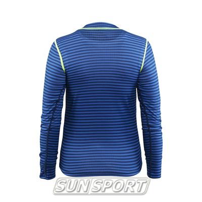 Термобелье Рубашка Craft JR Mix&Match детские гл.син/желт (фото, вид 1)