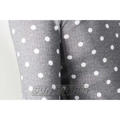 Термобелье Рубашка Craft W Mix&Match женская полька (фото, вид 2)