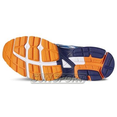 Кроссовки беговые Asics M Gel-Innovate 7 оранж/голубой (фото, вид 3)