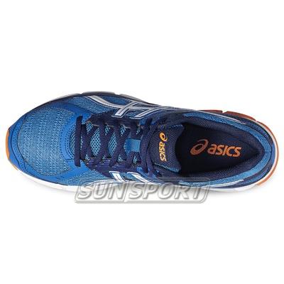 Кроссовки беговые Asics M Gel-Innovate 7 оранж/голубой (фото, вид 4)