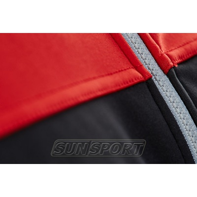 Куртка лыжная Craft Voyage муж черн/красн (фото, вид 2)
