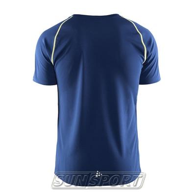 Футболка Craft M Active мужская синий (фото, вид 1)