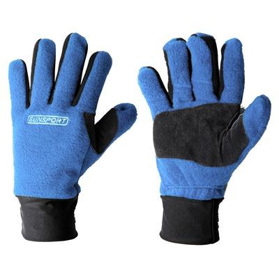 Перчатки лыжные SunSport флис с/к (фото, вид 1)