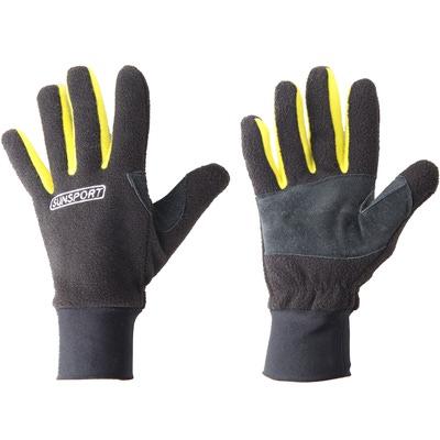 Перчатки лыжные SunSport флис с/к (фото, вид 3)
