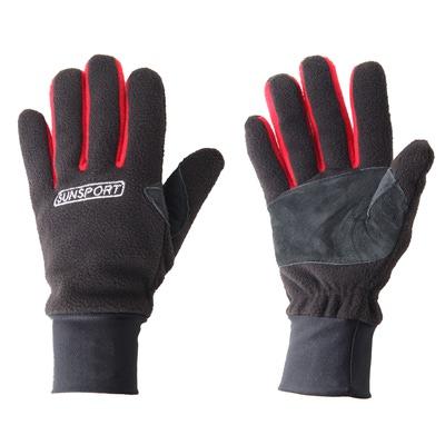 Перчатки лыжные SunSport флис с/к (фото, вид 4)