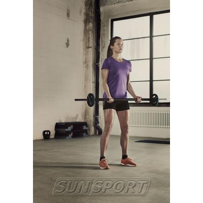 Шорты Craft W Pure Training женские черный (фото, вид 5)