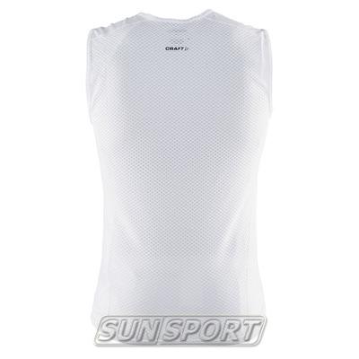 Майка Craft M Pro Cool Superlight мужская белый (фото, вид 1)