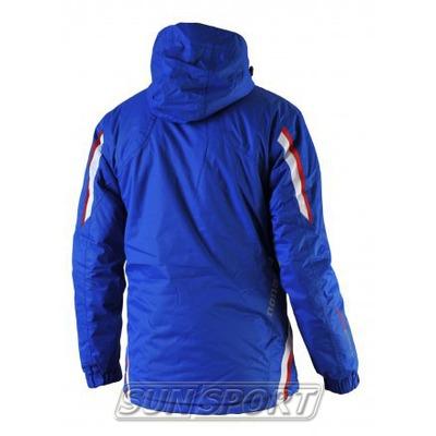 Куртка NONAME Trainer син.(горн.) (фото, вид 1)