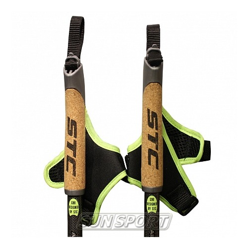 Палки лыжные STC RS (90% Carbon) (фото, вид 5)