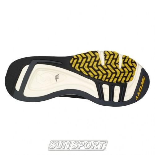 Кроссовки беговые Scott Palani RC black/yellow (фото, вид 2)