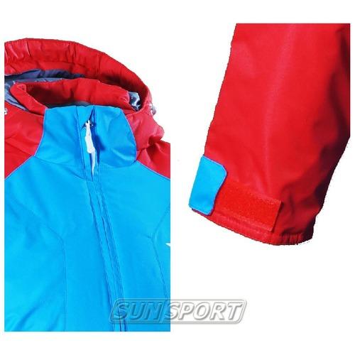 Утепленная куртка M Nordski National Blue (фото, вид 2)
