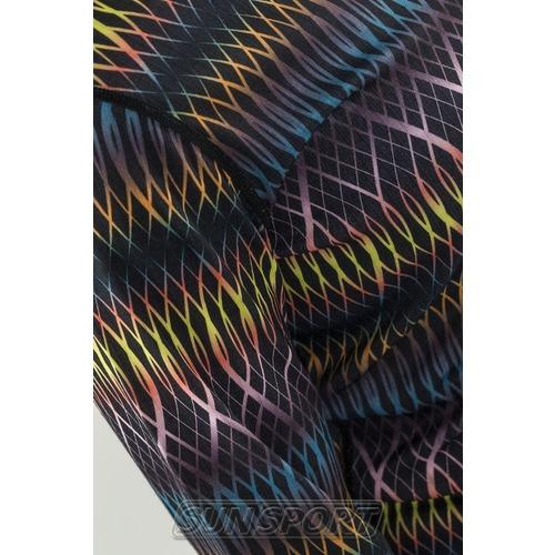 Термобелье Рубашка Craft W Mix&Match женская калейдоскоп (фото, вид 2)