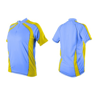 Футболка SunSport сетка короткий рукав (фото, вид 9)