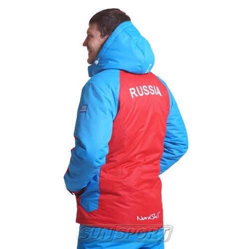Утепленная куртка M Nordski National Red (фото, вид 1)