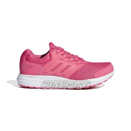 Кроссовки беговые Adidas W Galaxy женские (фото, вид 1)