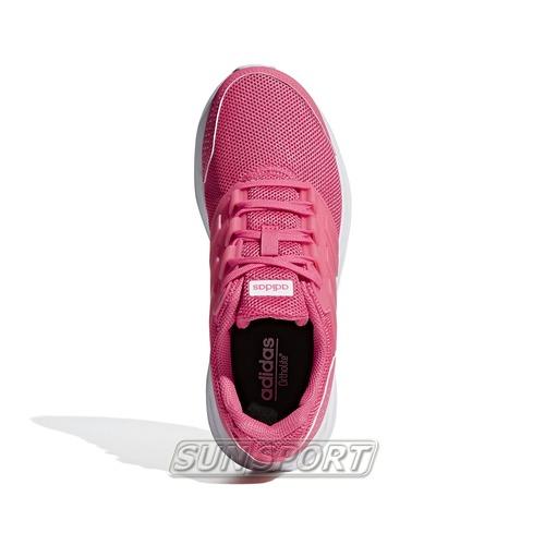 Кроссовки беговые Adidas W Galaxy женские (фото, вид 2)