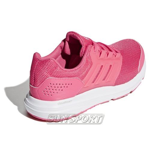 Кроссовки беговые Adidas W Galaxy женские (фото, вид 4)