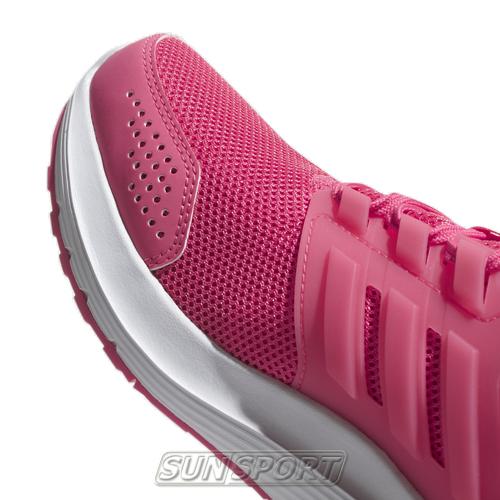 Кроссовки беговые Adidas W Galaxy женские (фото, вид 6)