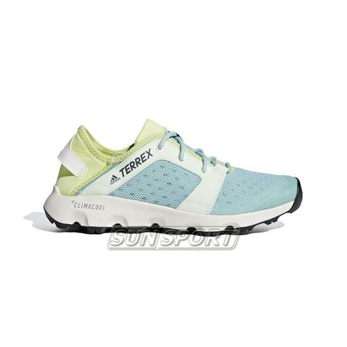 Кроссовки беговые Adidas W Terrex CC Voyager Sleek женские (фото, вид 4)