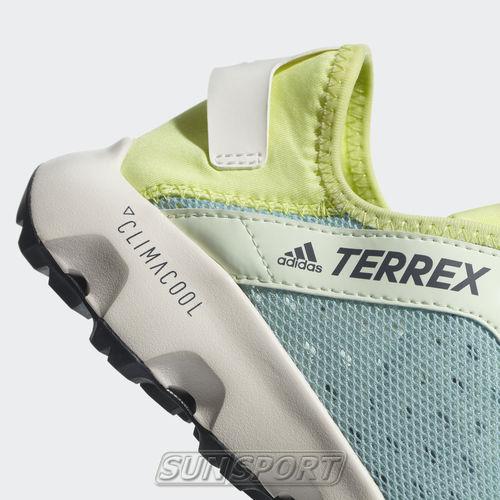 Кроссовки беговые Adidas W Terrex CC Voyager Sleek женские (фото, вид 5)