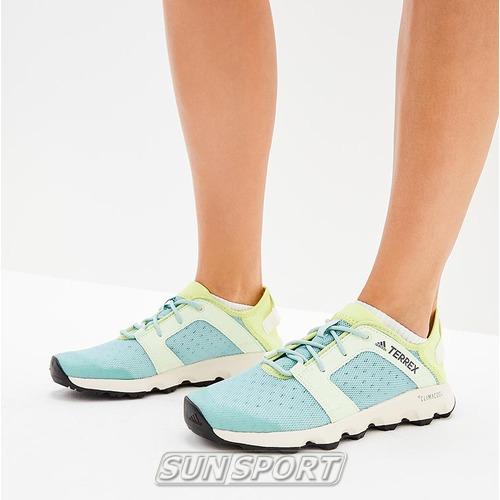 Кроссовки беговые Adidas W Terrex CC Voyager Sleek женские (фото, вид 7)
