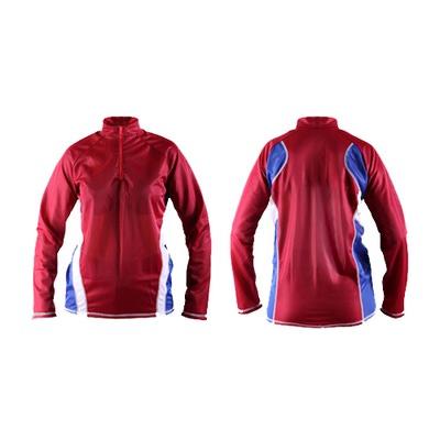 Рубашка нейлон Sport365 длинный рукав (фото, вид 2)