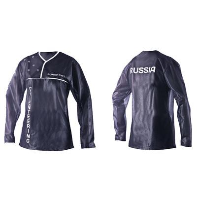 Рубашка нейлон Sport365 длинный рукав (фото, вид 3)