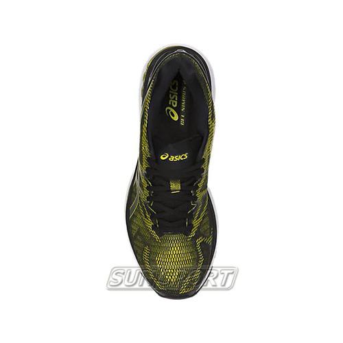 Кроссовки беговые Asics M Gel-Nimbus 20 желт/черный (фото, вид 5)