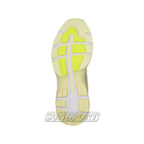 Кроссовки беговые Asics W Gel-Nimbus 20 желтый (фото, вид 4)