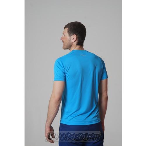 Футболка NordSki M Active мужская Light Blue (фото, вид 1)