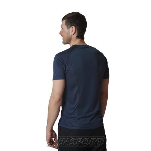 Футболка NordSki M Sport мужская BlueBerry (фото, вид 1)