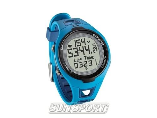 Часы спортивные Sigma PC-15.11 Pacific Blue (фото, вид 1)