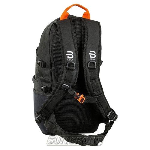 Рюкзак BD 35л оранж/черный (фото, вид 1)