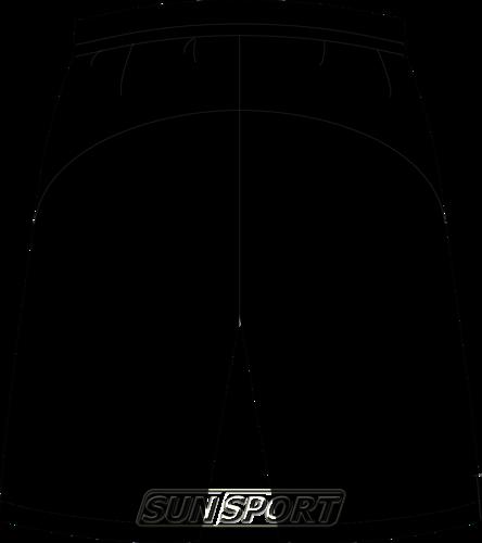 Шорты NordSki Light Black (фото, вид 1)