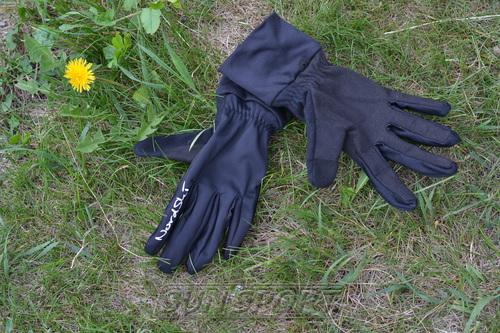 Перчатки NordSki Elite черный (фото, вид 1)