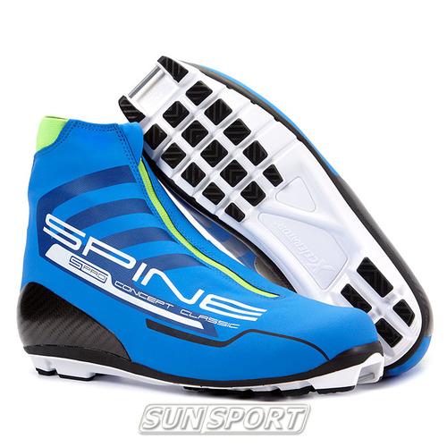 Ботинки лыжные Spine Carrera Classic NNN (фото, вид 1)