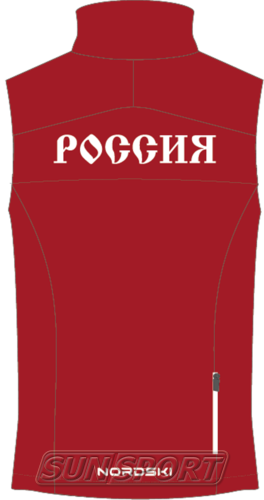 Жилет M Nordski SoftShell Россия (фото, вид 1)