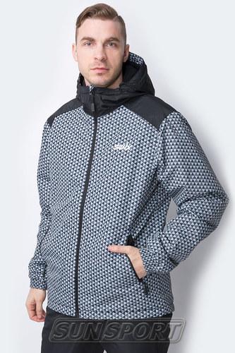 Утепленная куртка Swix Novosibirsk мужская серый (фото, вид 1)