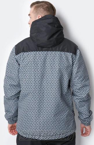 Утепленная куртка Swix Novosibirsk мужская серый (фото, вид 3)