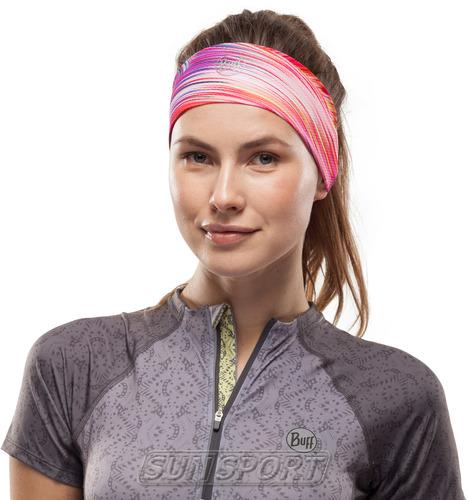 Повязка Buff CoolNet UV+ Shining Pink (фото, вид 1)
