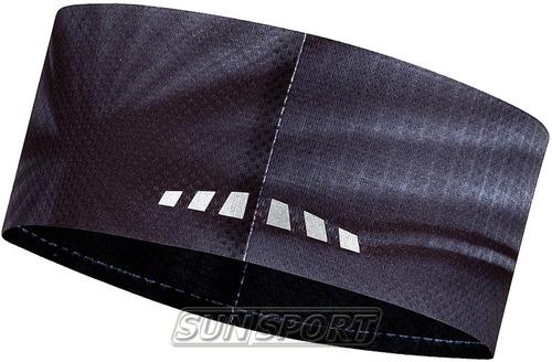 Повязка Buff Fastwick R-Vivid Grey (фото, вид 1)