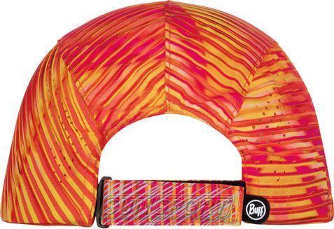 Кепка Buff Pack Run R-Zetta Coral Pink (фото, вид 1)